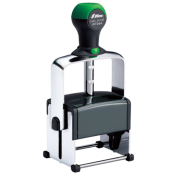 Shiny HM-6006 Heavy<BR>Metal Self-Inking Stamp