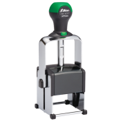 Shiny HM-6001 Heavy<BR>Metal Self-Inking Stamp