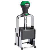 Shiny HM-6003 Heavy<BR>Metal Self-Inking Stamp