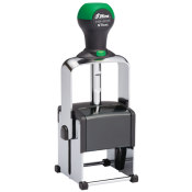 Shiny HM 6005 Heavy<BR>Metal Self-Inking stamp