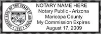 Arizona notary