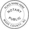 NC-NOT-SEAL - North Carolina Notary Seal