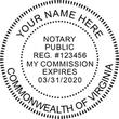 VA-NOT-SEAL - Virginia Notary Seal